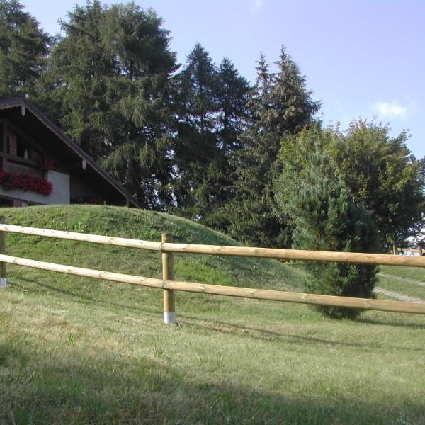 Soluzioni in legno per il giardino - Com.Pi Legno Condino